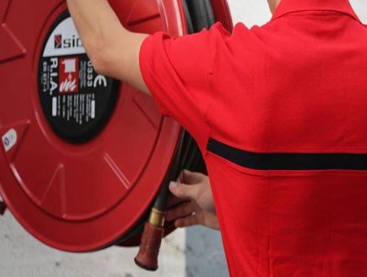 Security Gold- Missions de Nos agents de service de sécurité incendie et d'assistance à personnes